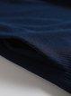 A-line Long Sleeve V Neck Girly Midi Dress