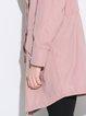 Long Sleeve Hoodie H-line Letter Coat