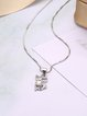Silver 925 Sterling Silver Necklace