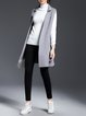 Sleeveless Knitted Fringed Elegant H-line Lapel Cardigan