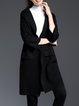 Knitted Elegant H-line Lapel Cardigan