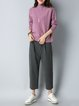H-line Casual Wool Sweater
