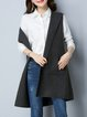 Sleeveless Hoodie Casual Vests And Gilet