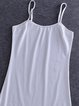 Sleeveless Elegant Appliqued A-line Maxi Dress