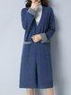 Long Sleeve Pockets Cardigan