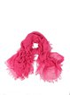 Fringed Simple Solid Scarf