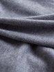 Slit Long Sleeve Plain Cardigan