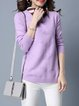 Knitted H-line Casual Sweater