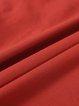 Slit Elegant Solid Trench Coat