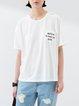 White Pockets Short Sleeve T-Shirt