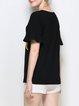 Black Short Sleeve T-Shirt