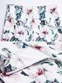 Sheath Casual Daytime Floral Printed Midi Skirt