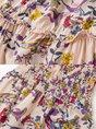 Shirred Strapless Swing Elegant Backless Boho Maxi Dress