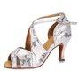 Party & Evening Satin Dance Shoes