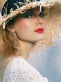 Casual Women Summer Spring Daily Holiday Hats