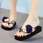 Spring/Summer Flower Casual Beach Daily Slippers