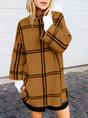 Stripes Color-block Casual Sweater