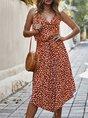 Holiday Spaghetti-Strap Dresses