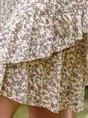 Summer Vintage Sweet Midi Dress