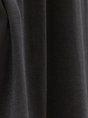 Cold Shoulder A-Line Daily Pockets Plain Mini Dress