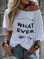 Short Sleeve Casual T-Shirt
