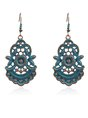 As Picture Vintage Alloy Earrings