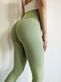 Yoga Stripes Casual Sports Bottoms