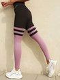Sheath Casual Sports Yoga Leggings