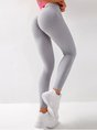 Daily Yoga Solid Sports Leggings