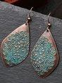 Alloy Vintage Earrings