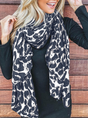 Leopard Holiday Scarves & Shawls