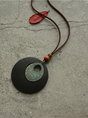 Elegant Vintage Alloy Necklaces