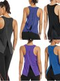 Casual Sleeveless Yoga Sports Top