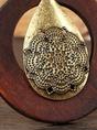 Vintage Alloy Wood Charms & Pendants