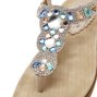 Summer Seaside Rhinestone Sandals