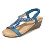 Spring Leather Sandals