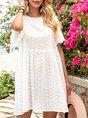 Daily Paneled Mini Dress