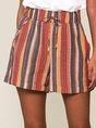 Linen Casual Shorts