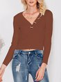 Sheath Casual Sweater