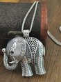 Alloy Vintage Casual Necklace