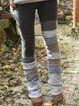 Gray Shift Pants