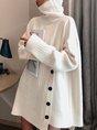 Turtleneck Long Sleeve Casual Sweater