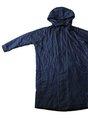 Turtleneck Long Sleeve Shift Outerwear