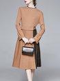 Casual Long Sleeve Sweater Dress