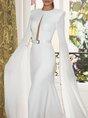 Sheath Formal Maxi Dress