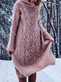 Shift Daily Knitted  Sweater Dress
