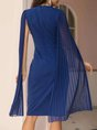 Formal Elegant Mini Dress