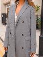 Shift Tc Checkered/plaid Vintage Outerwear