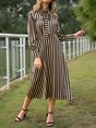 Shift Daily Stripes Maxi Dress